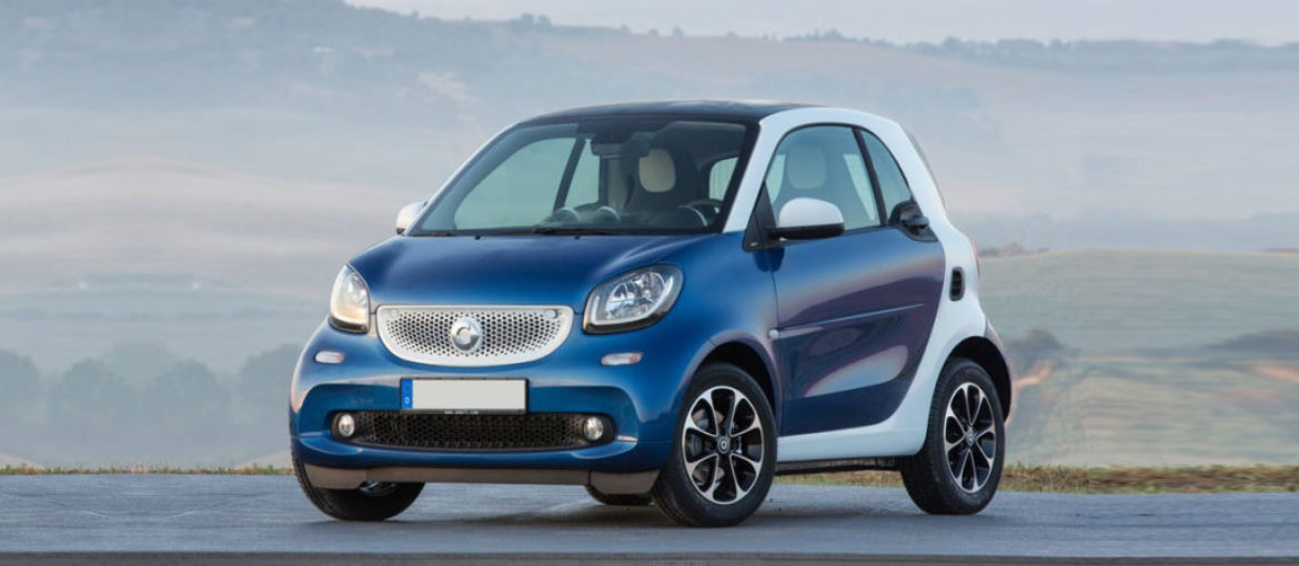 FORTWO 70 1.0 52kw Youngster