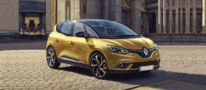 Noleggio Auto GRAND SCENIC 1.5 110cv Energy Zen