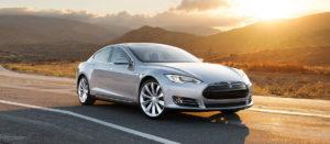 Noleggio Auto Tesla MODEL S Autom