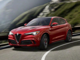 STELVIO 2.2 Turbo 210cvAt8 Q4 Business